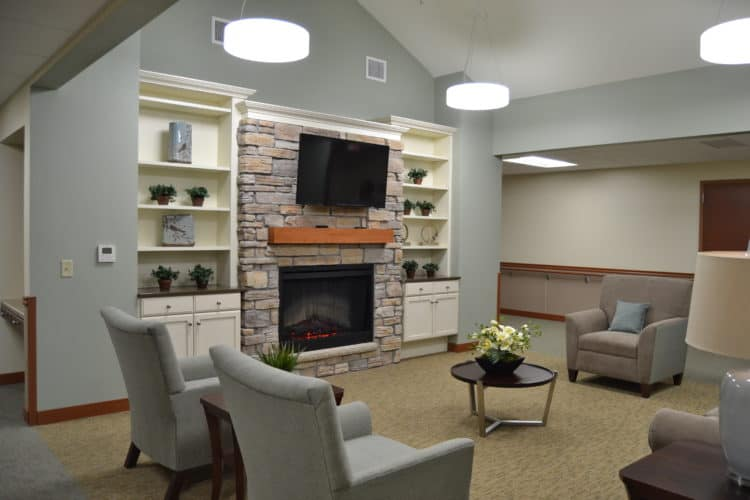 Nursing Home Layout Design